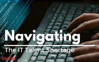 IT Talent shortage