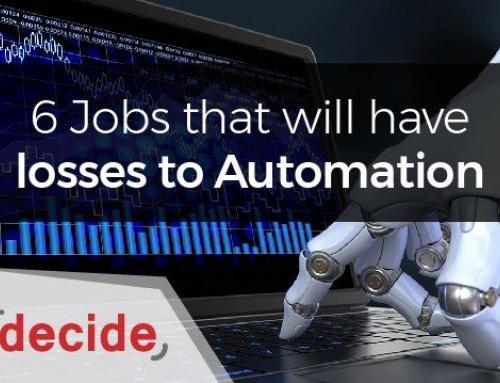 6 Jobs Facing Losses to Automation