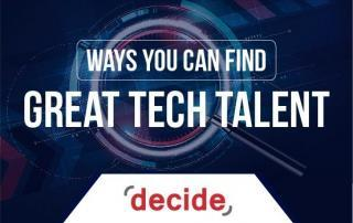 Ways Find Great Tech Talent