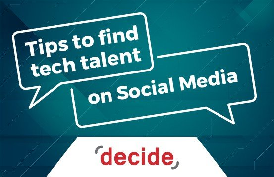 Find Tech Talent Social Media