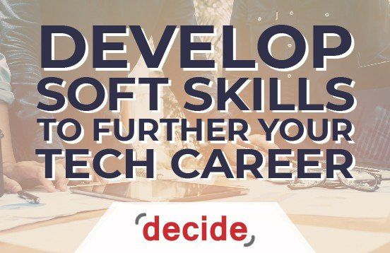 Develop Soft Skills for Tech