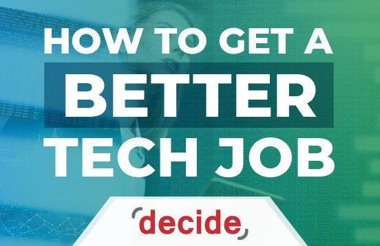 Get Better Tech Job
