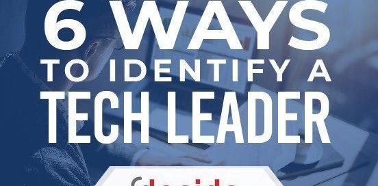 Identify Tech Leader