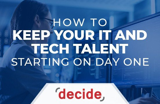 Keep Tech Talent Day One