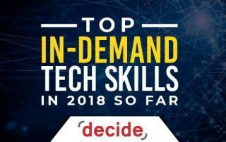Top Tech IT Skills 2018