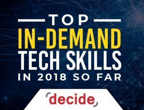 Top In-Demand Tech Skills in 2018 So Far