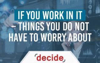 Work in IT No Worries