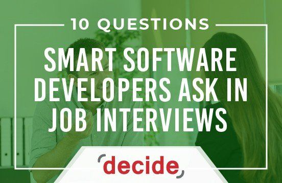 question Developer ask Interview