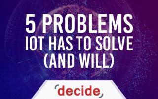 5 IoT Problems