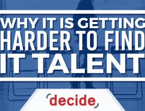 Why It Is Getting Harder to Find IT Talent