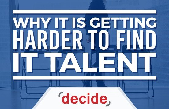 Harder to find IT Talent