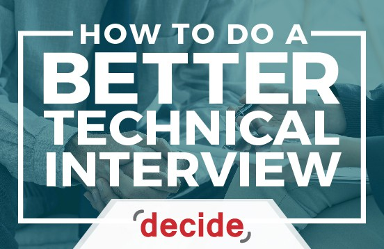 how Do better Technical Interview