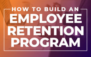 employee retention program