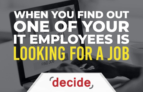 Find out Employee Looking for job