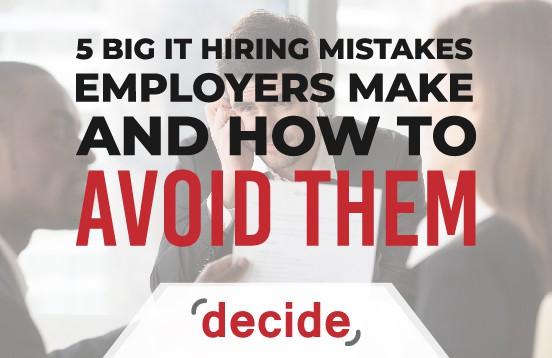 Hiring Mistakes Avoid