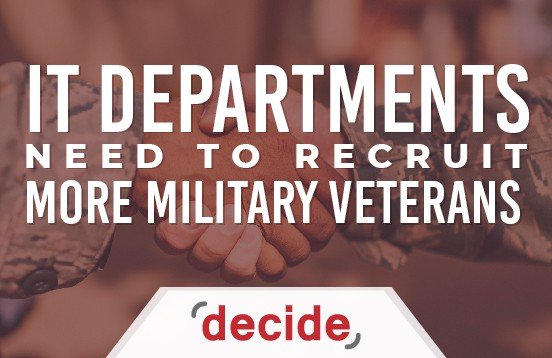 IT Departments technology military veterans