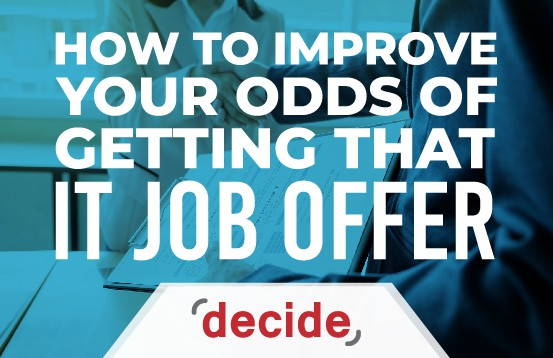 Improve odds Getting job offer