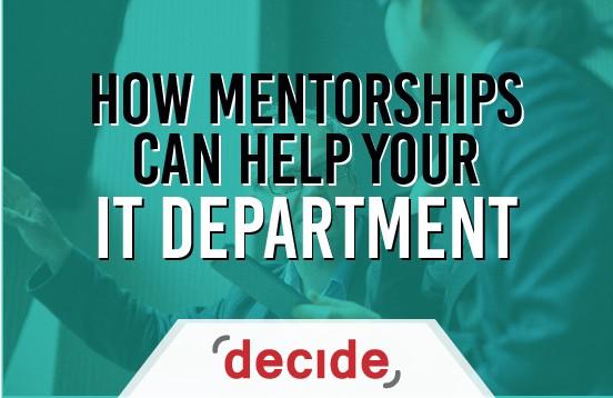 mentorship IT department