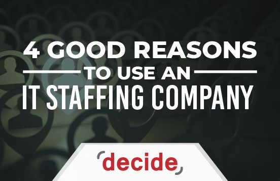 Reasons use IT staffing company