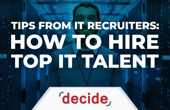 Recruiter Tip Hire Top Talent