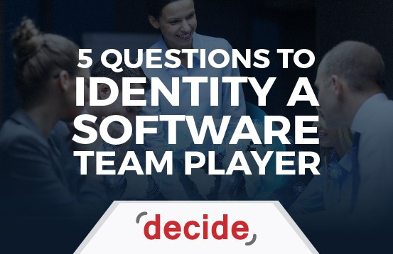 question identity Software team Player