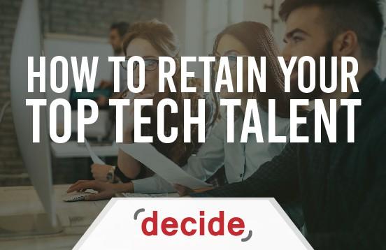 retain top Tech talent