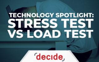 stress test vs load test
