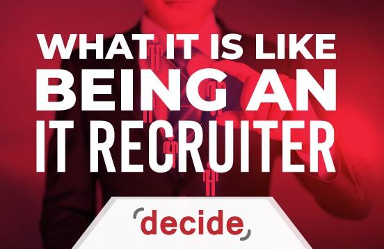 being IT recruiter