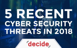 5 Recent Cyber Security threats 2018