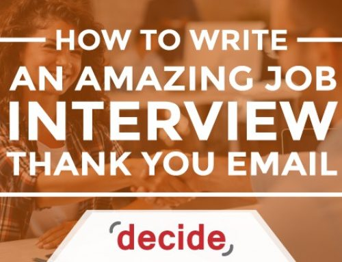 How to Write an Amazing Job Interview Thank you email