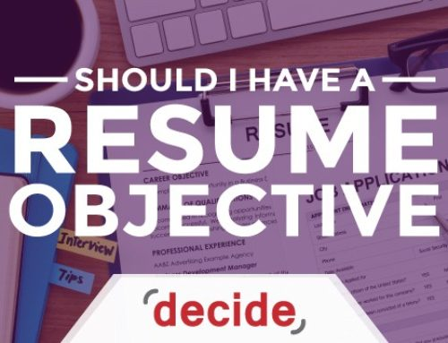 Should I have a Resume Objective?