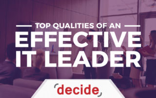 Effective IT Leader