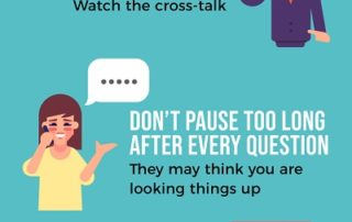 Infographic Phone Interview Tips Tech People