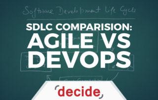 SDLC Agile DevOps