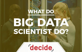 What Do Big data Scientist Do