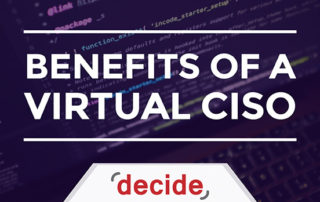 Benefits Virtual CISO
