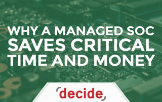 Managed SOC Saves Time Money