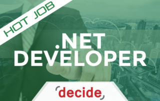 Hot Jobs .NET Developer