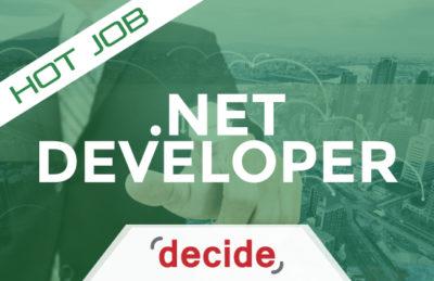 Hot Jobs .NET Developer