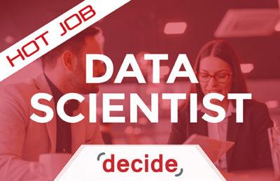 Hot Job Data Scientist