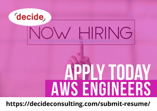 decide consulting hiring AWS engineers