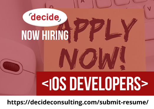 decide consulting hiring iOS developers