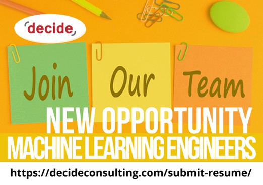 Decide Consulting Hiring Machine Learning