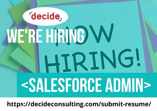 submit resume    salesforce admin jobs in houston texas