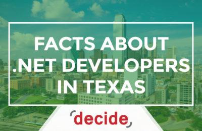 DotNet Developers Texas Facts