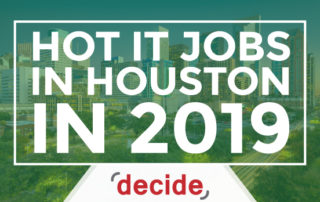Houston Hot IT Jobs 2019