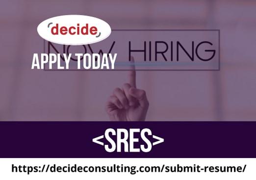 We're hiring SREs