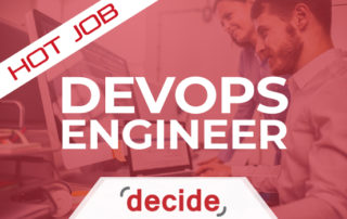Hot Job DevOps Engineer