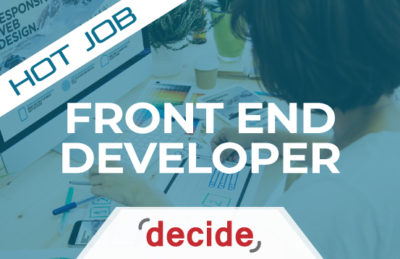 Hot Job FrontEnd Developer