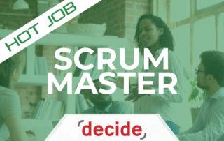 Hot Job Scrum Master